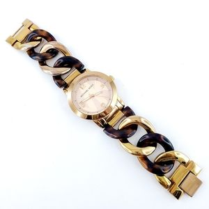 Michael Kors Watch Tortoise Shell Links MK 4273
